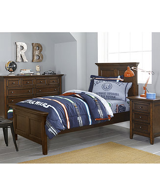 Matteo Kids Twin Bedroom Furniture Collection Only At Macy 39 S Furniture Macy 39 S