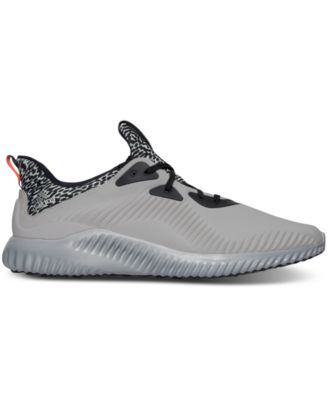 adidas Mens Alpha Bounce Running Sneakers from Finish Line