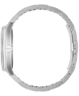 Gucci Mens GG2570 Swiss Stainless Stee..