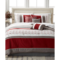 7-Piece Comforter Sets + $10 Macy's Money