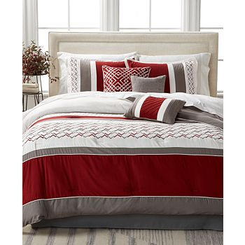 7-Piece Comforter Sets + $10 Macy's Money