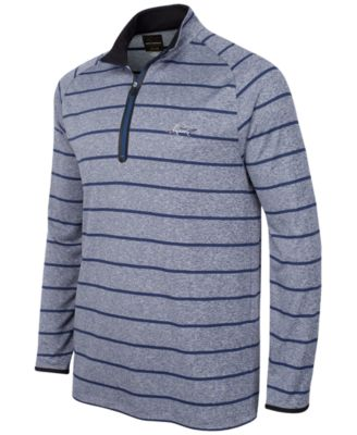 Greg Norman For Tasso Elba Striped Qua..