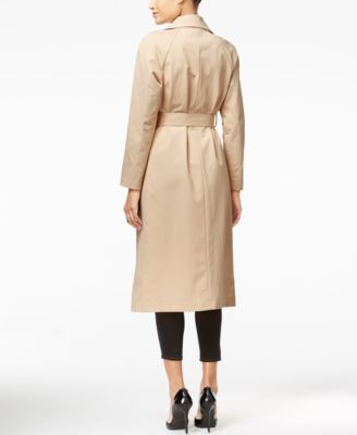 GUESS Madelina Long Trench Coat