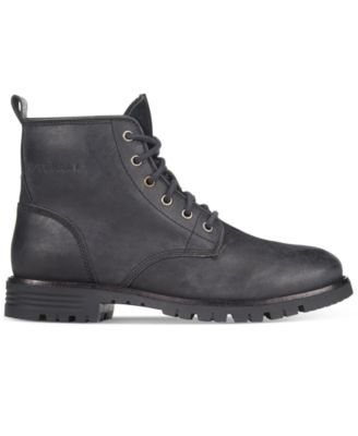 Cole Haan Keaton Lace-Up Boots