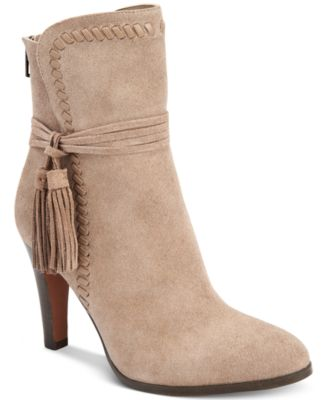COACH Jessie Pointed-Toe Booties