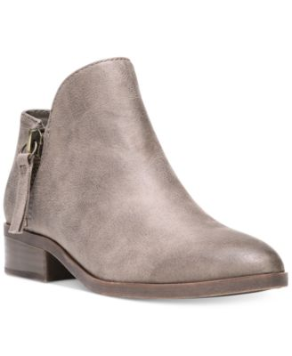 Fergalicious Nash Zipper Ankle Booties