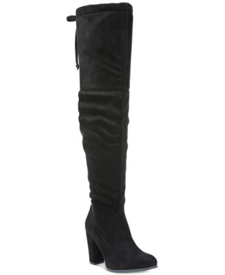 Fergalicious Cilla Over-The-Knee Boots