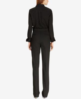 Polo Ralph Lauren Wool Jumpsuit