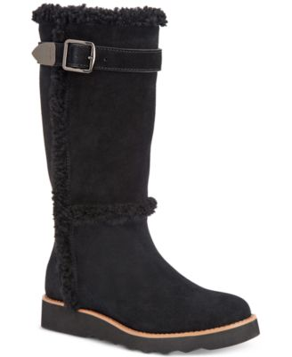 COACH Belmont Cold-Weather Boots