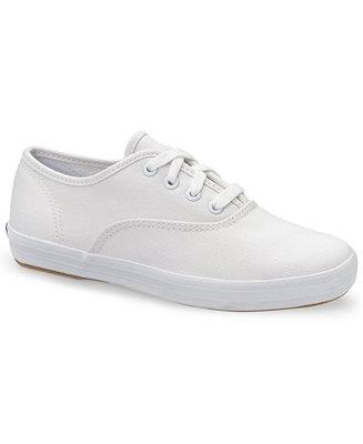 Keds Kids Shoes, Girls Original Champion CVO Sneakers ...