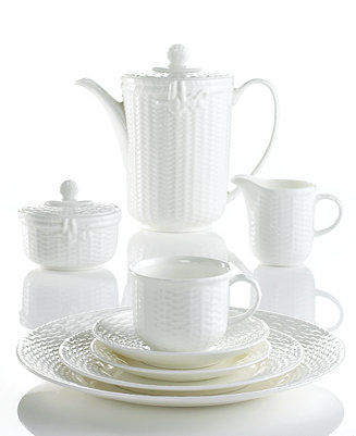 Wedgwood Dinnerware Nantucket Basket Collection Fine