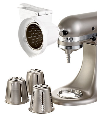 Kitchenaid Rvsa Rotor Slicer Shredder Stand Mixer