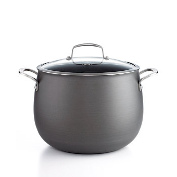 Belgique Hard 12 Qt. Covered Stockpot