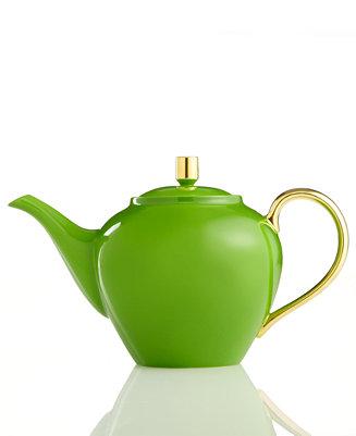 Kate Spade New York Greenwich Grove Teapot Dinnerware
