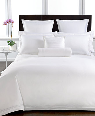 Hotel Collection 800 Thread Count White Egyptian Cotton