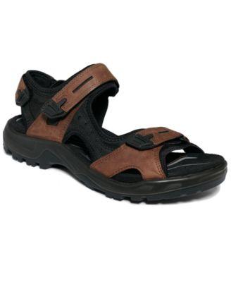 Ecco Mens Yucatan Sandals
