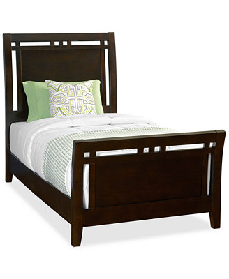 Edgewater Twin Bed Furniture Macy s