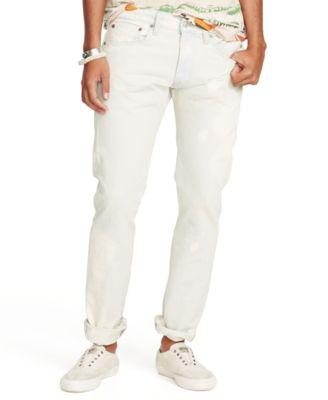 Denim & Supply Ralph Lauren Mens Slim-Fit Jeans