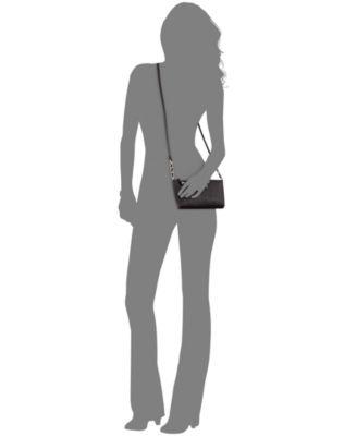 Calvin Klein Mini Saffiano Crossbody