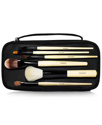 Bobbi Brown Basic Brush Collection - Makeup - Beauty - Macyu0026#39;s
