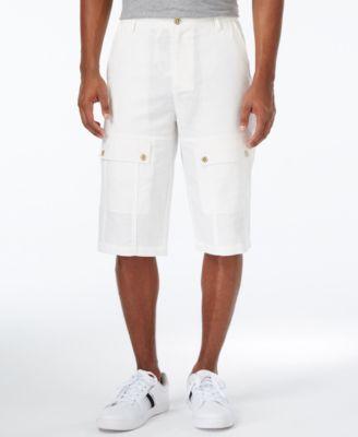 Sean John Mens Big & Tall Lightweight Utility Shorts