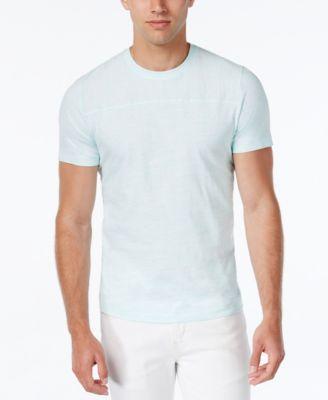 Alfani Mens Crew Neck T-Shirt Slim Fit