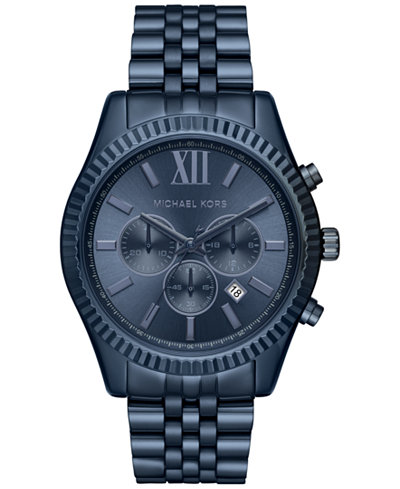 02ecd8978e78 Shop for and buy mens michael kors watch online at Macy s. Find mens  michael kors