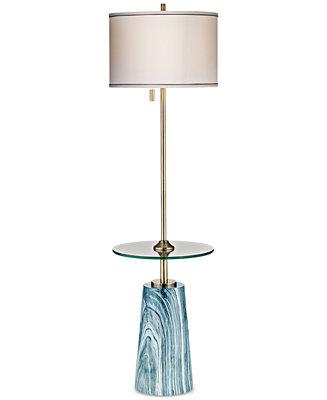 coast amador floor lamp lighting lamps for the home macy 39 s. Black Bedroom Furniture Sets. Home Design Ideas
