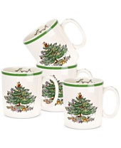 Christmas Dinnerware Sets Macy S