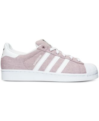 adidas Womens Superstar Casual Sneaker..