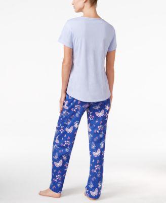 Charter Club Short-Sleeve Pajama T-Shirt