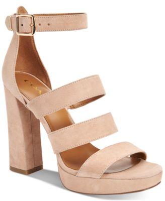 COACH Marina Strappy Sandals