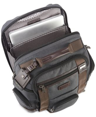 Tumi Mens Shaw Deluxe Backpack