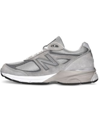 NEW BALANCE Leathers WOMEN'S W990GL4 RUNNING SNEAKERS FROM FINISH LINE