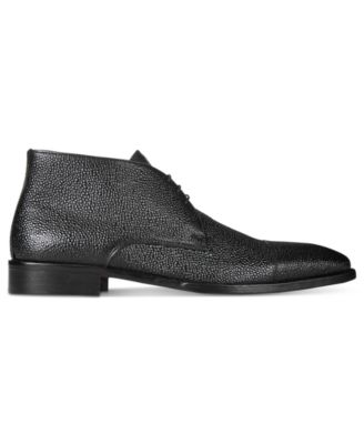Kenneth Cole New York Mens Pea Coat Chukka Boots