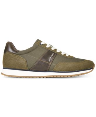 Tommy Hilfiger Mens Modesto Low-Top Sneakers