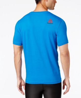 Reebok Mens Graphic Training T-Shirt