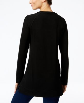 Style & Co. Long-Sleeve Knit Tunic