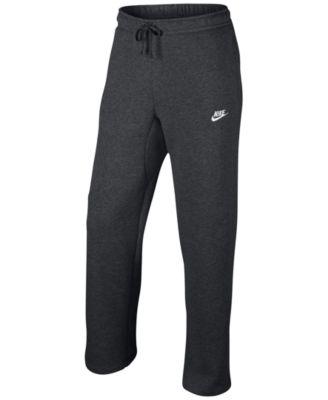 Nike Mens Cargo Pocket Fleece Pants