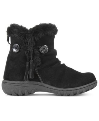 Khombu Womens Isabella Cold-Weather Booties