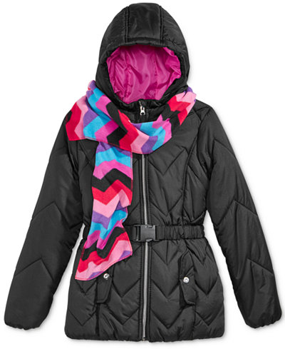 Kids' Puffer Jackets, Just $16...