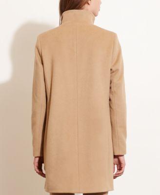 Lauren Ralph Lauren Buckle-Front Coat