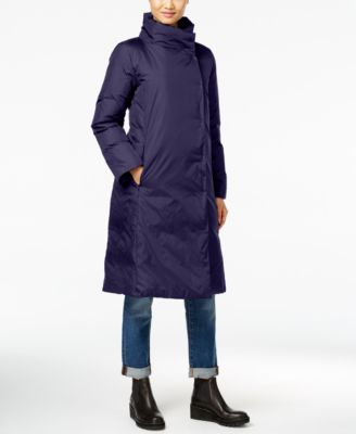 Eileen Fisher Stand Collar Down Coat A Macys Exclusive
