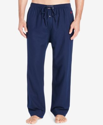 Polo Ralph Lauren Mens Flannel Pajama Pants
