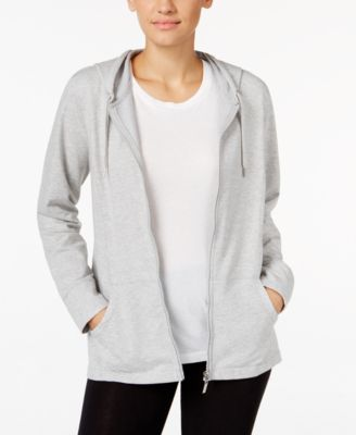 Style & Co. Zip-Front Hoodie