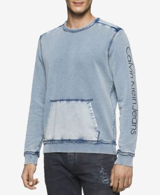 Calvin Klein Jeans Mens Washed Pocket ..