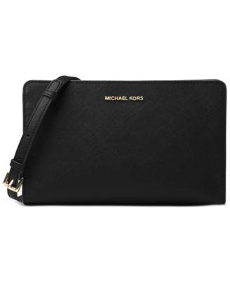 MICHAEL Michael Kors Sticker Bar Large Crossbody Clutch Set