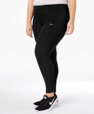 Nike Plus Size Power Compression Leggings