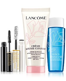 Receive a free 4-piece bonus gift with your $55 Lancôme purchase
