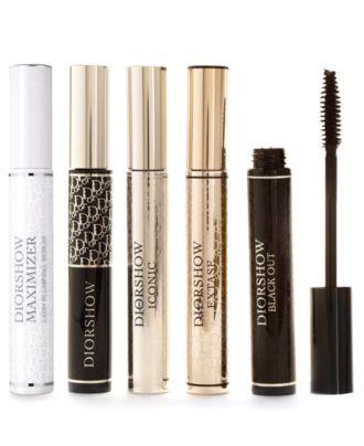Dior Mascara Collection - Makeup - Beauty